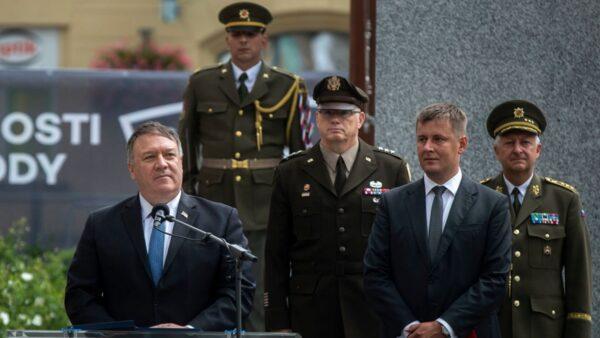 美国对中共六连击 蓬佩奥:还有一长串行动