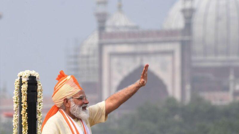 振興經濟抗疫 印度撒1.46兆美元建基礎設施