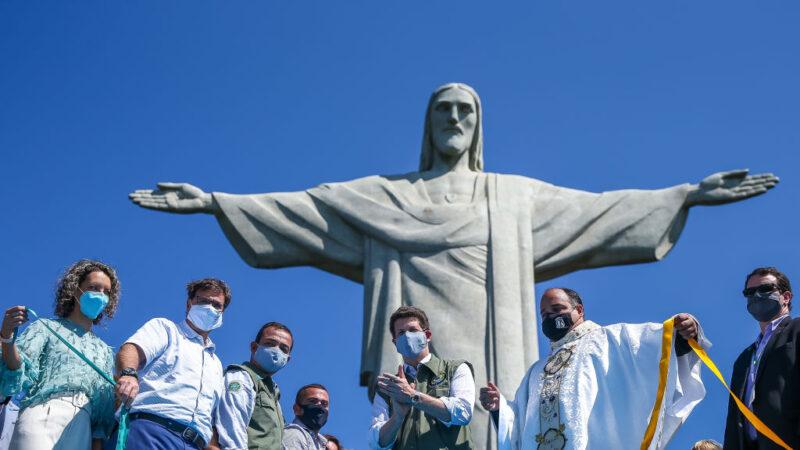 巴西染疫不治破12萬例 老人過世衝擊家庭經濟