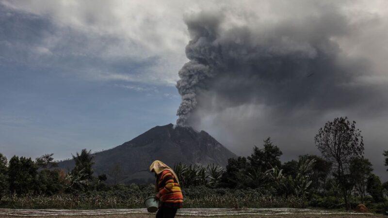 印尼蘇門答臘島南部 連傳6.8及6.9淺層地震