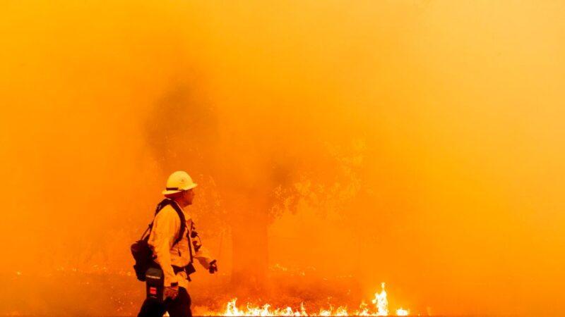 加州消防员财物被盗 嫌犯被捕后写道歉信