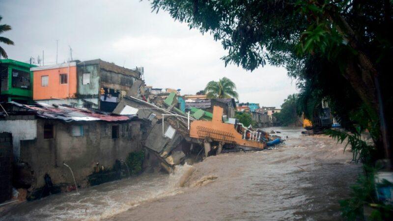 双风暴朝美南前进 海地多明尼加已夺走12条人命