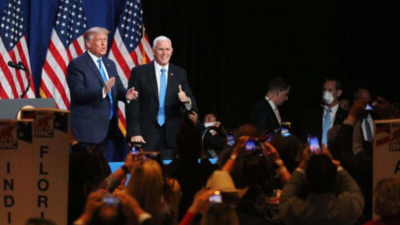 川普獲共和黨總統候選提名 新政綱續推與中共脫鈎