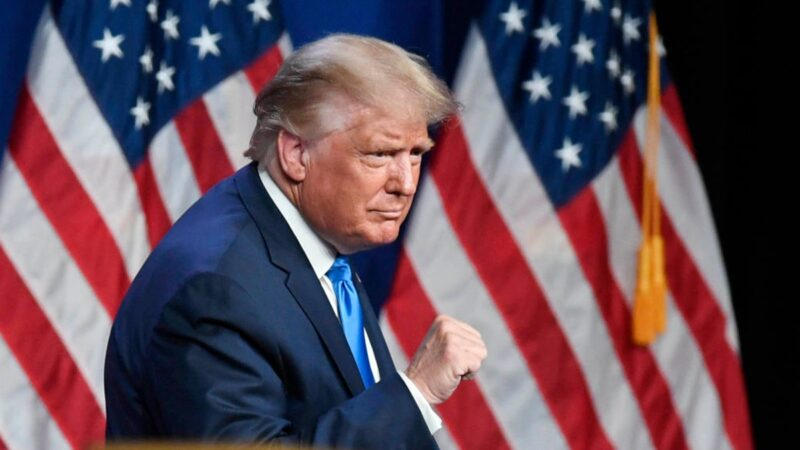 川普︰下一任期 將對中共更強硬