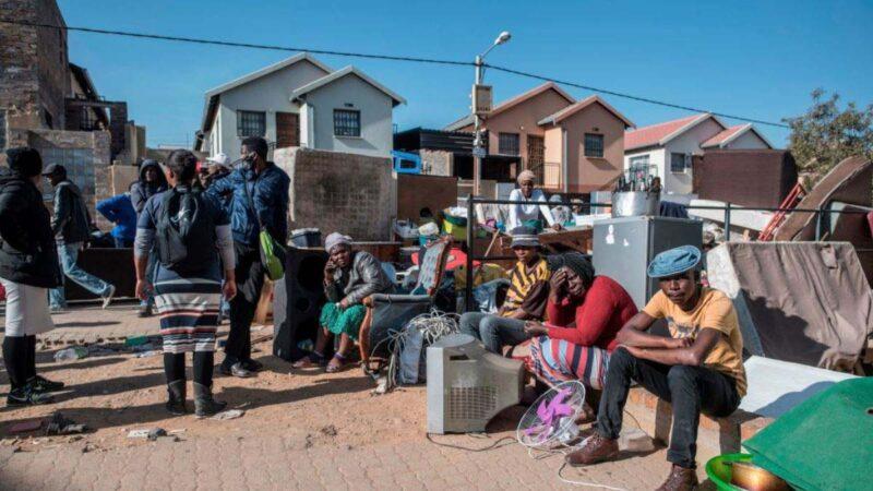 中共瞞疫情禍及南非華人 平均每4天就有一個被殺