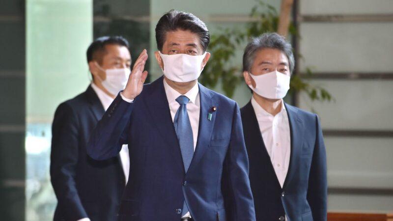 【重播】健康惡化 日本首相安倍晉三請辭待命