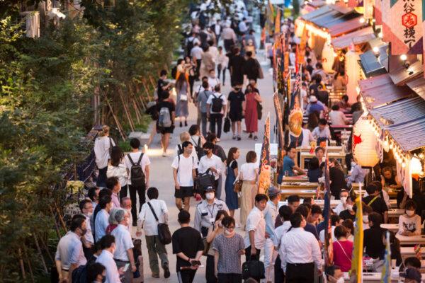 單日新增1606例 日本續創疫情爆發新高