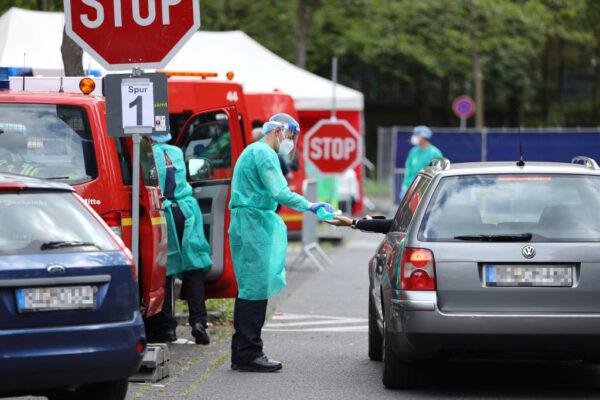 入境普篩壓垮量能 德國9月中停止強制篩檢