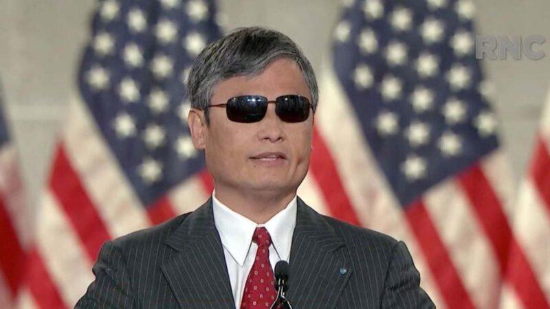 陳光誠:若重返對中共綏靖政策 世界將萬劫不復
