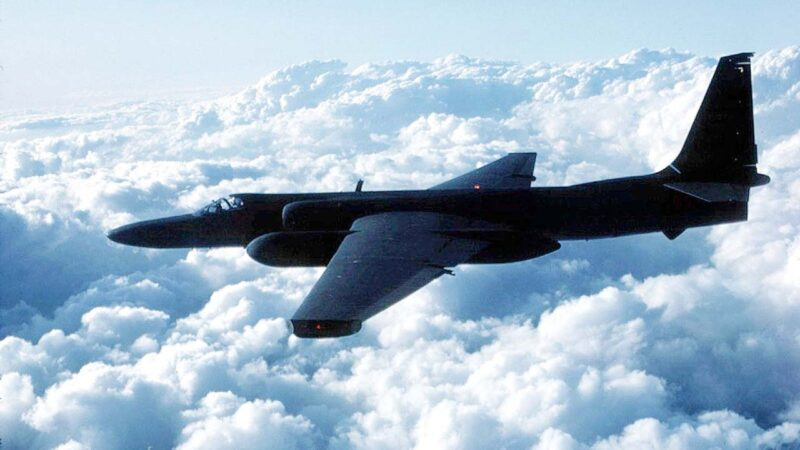 中共抗議美U-2軍機闖演習區 美嗆:正常飛行以後繼續