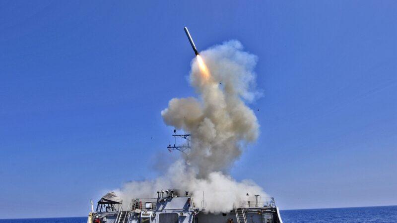 美战斧导弹拟部署日本 党媒称大半个中国在射程内