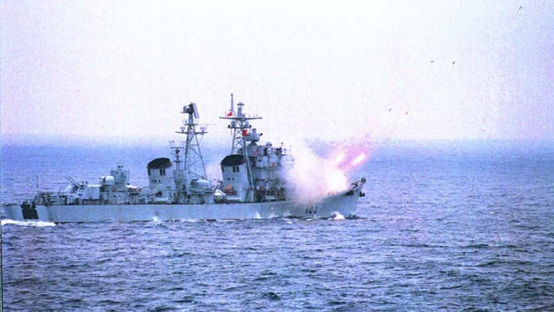 中共軍方學者放風8月東沙奪島演習 轉頭又不承認