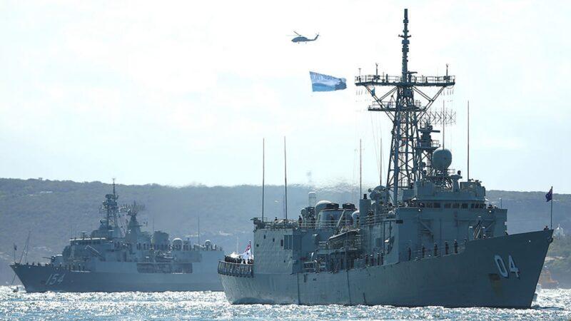 澳洲海军遭遇间谍威胁 议员促关闭一间中领馆