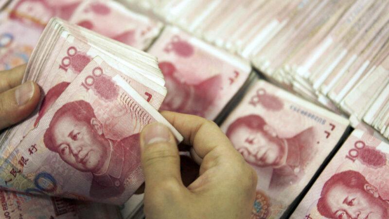 中國金融業不良貸款激增 催債公司如雨後春筍冒出