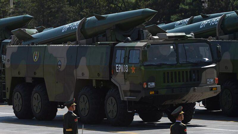 分析:中共突射東風導彈是一大敗筆 凸顯內部危局