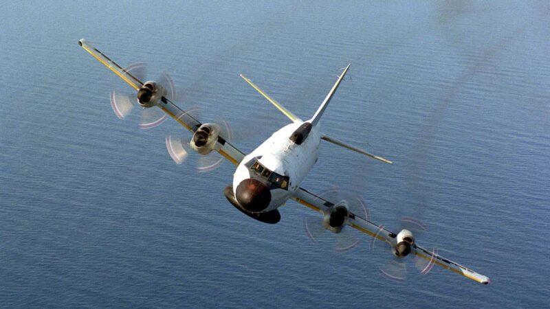 美军机疑起降台湾 党媒恐吓:如属实将开战