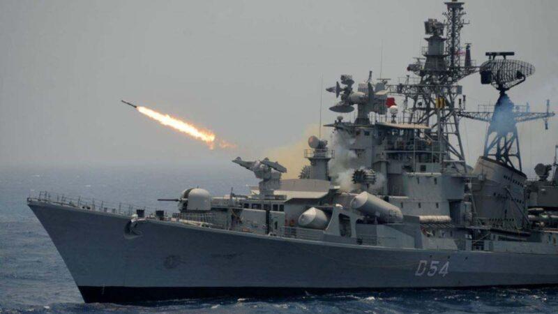 印度軍艦部署南海 嚴密監視共軍動向