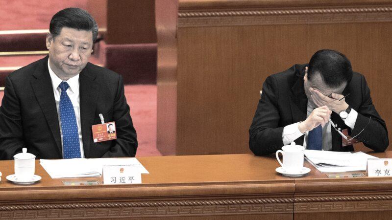 夜話中南海:王滬寧有令,李克強新聞不能上頭條