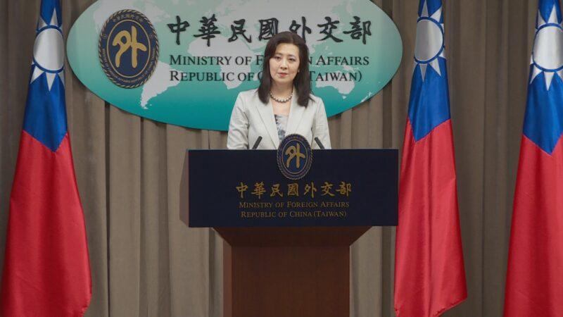 中共挡美卫长访台 台外交部:麻烦制造者应还政于民