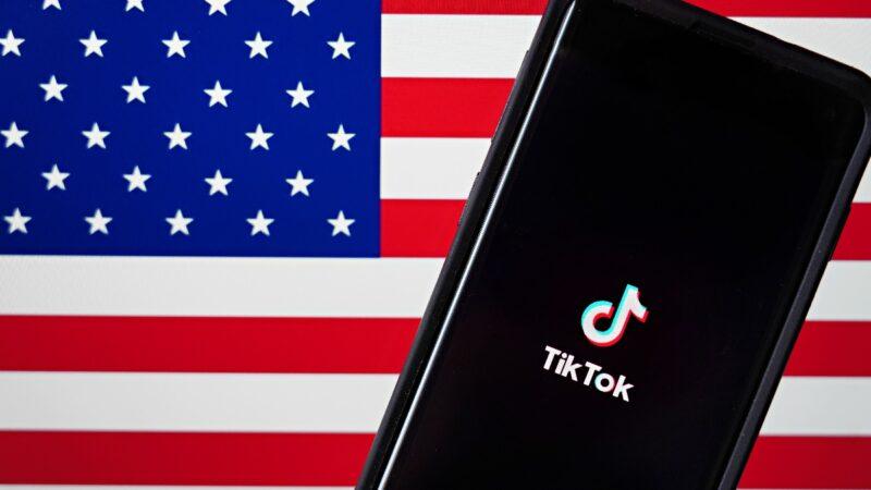 TikTok联手极左翼网站 试图影响美国大选