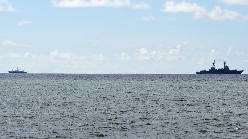 中共建水下监控系统 企图增加南海雷达覆盖