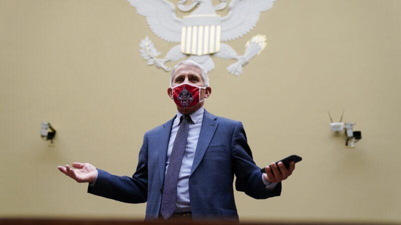 首席傳染病專家國會作證 讚川普決策挽救了生命