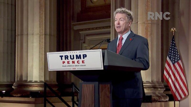 共和党参议员:弹劾川普案 在参议院是死路