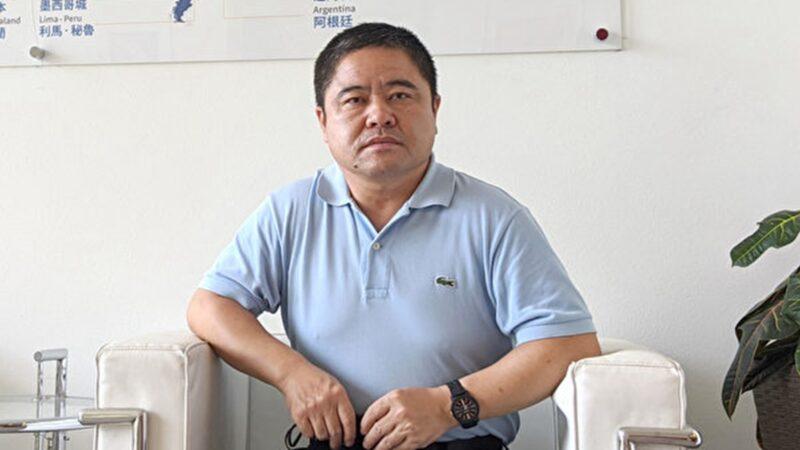 前雞西市副市長出逃美國:像蔡霞一樣的人挺多