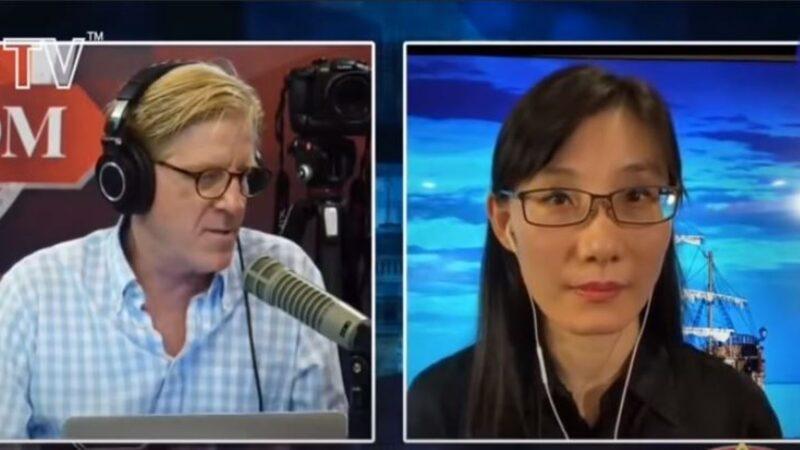 閆麗夢:中共病毒疫苗接種者很多出現嚴重副作用(視頻)