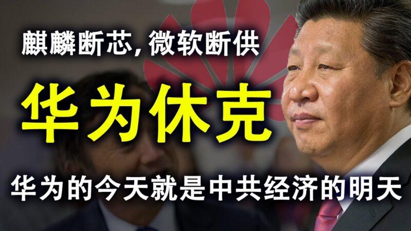 【天亮时分】麒麟断芯 微软断供 华为休克