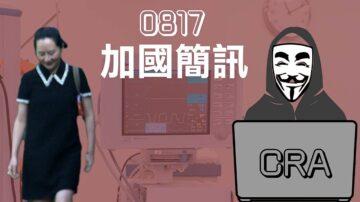 2020年8月17日【加國簡訊】