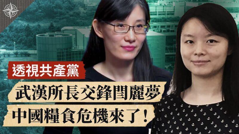【世界的十字路口】武汉病毒所长交锋闫丽梦 中国粮食危机来了!