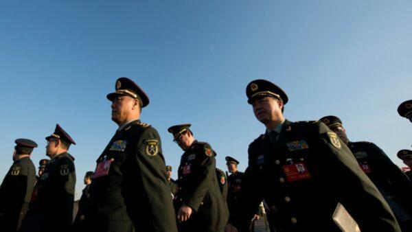 澳媒:習近平受到軍中重要將領們譴責