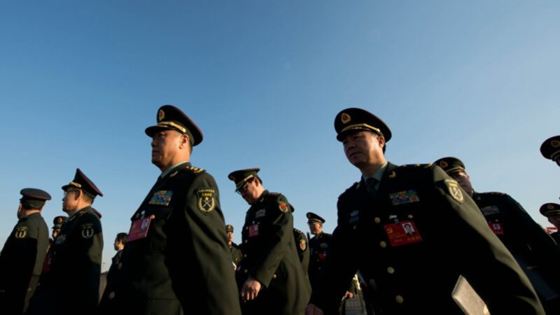 澳媒:习近平受到军中重要将领们谴责