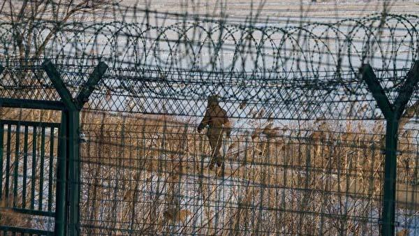 朝鮮恐怖防疫:接近中國邊境1公里一律槍斃