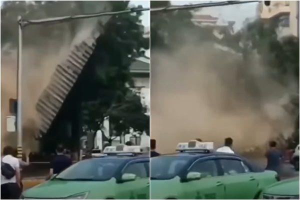 清竹:古城牆的倒塌再次提醒我們什麼?