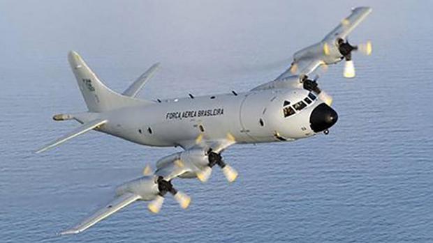 中共南海軍演最後一天 美4軍機飛臨創紀錄
