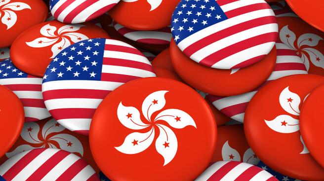 美国商会:逾五成会员拟离开香港 数字仍在增加