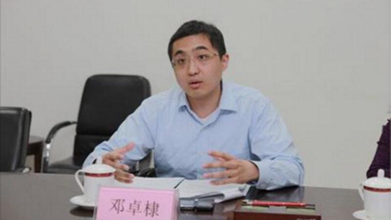 深圳特區40周年 陸媒罕見報導鄧小平孫子