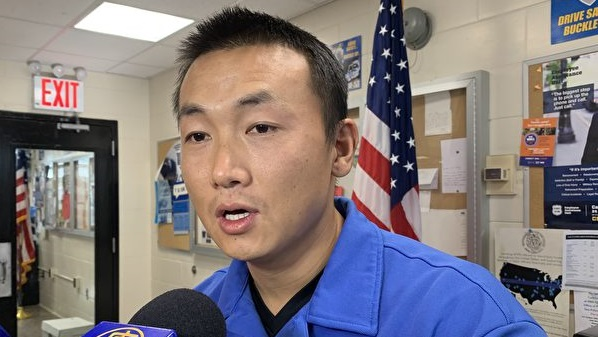 田云:纽约警察当中共代理人 带来重大警讯