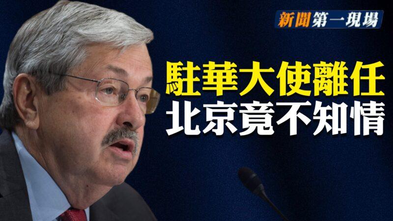 【新闻第一现场】美驻华大使离任 北京竟不知情