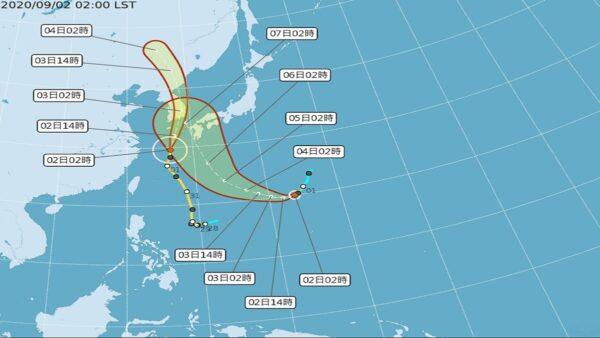 史上罕見!繼颱風美莎克後海神形成 接力襲日韓中