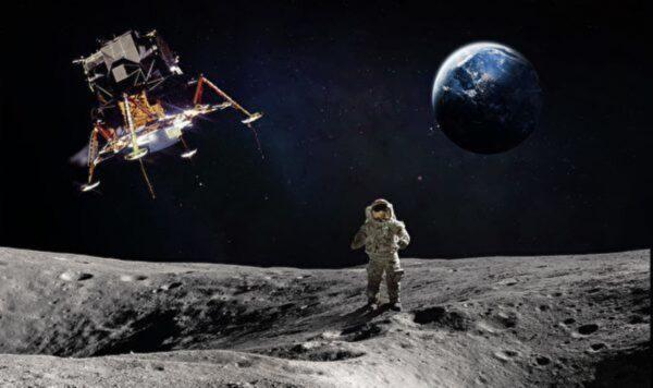 NASA新專利:最省力的登月路線