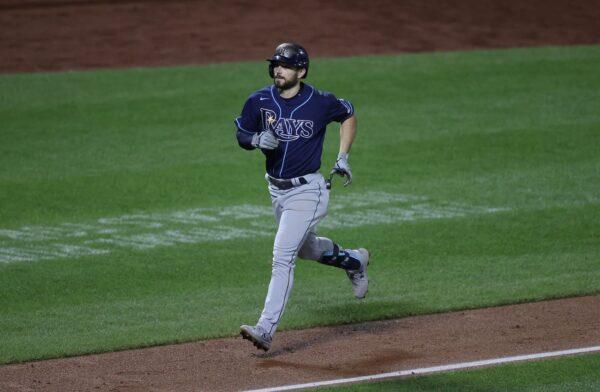 MLB光芒4轟擊退大都會 奪美聯東區冠軍