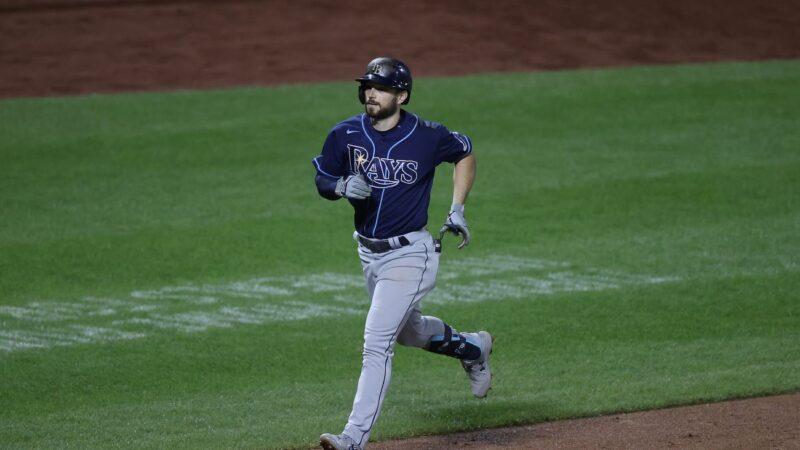 MLB光芒4轰击退大都会 夺美联东区冠军