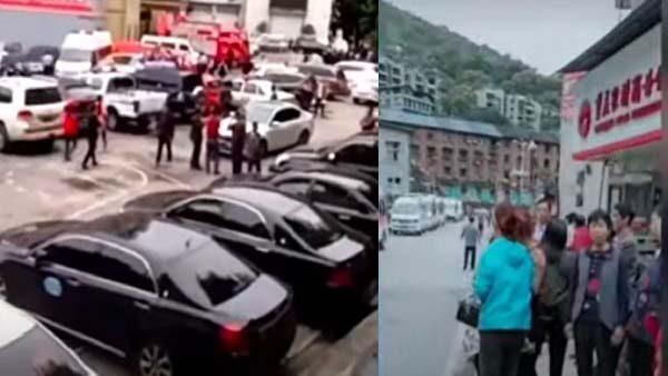 重庆煤矿一氧化碳超标酿事故 至少16死