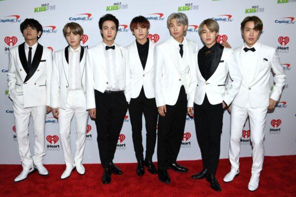 BTS登告示牌HOT 100榜冠軍 韓國歌手第一人
