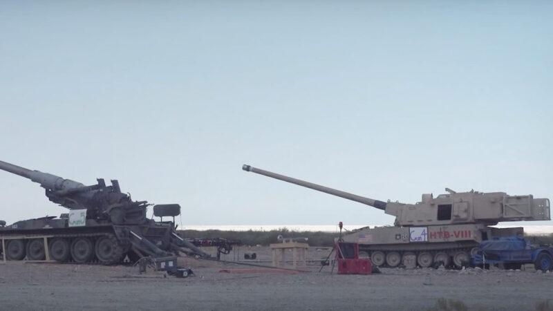 不是科幻片 美军坦克炮成功击落巡航导弹