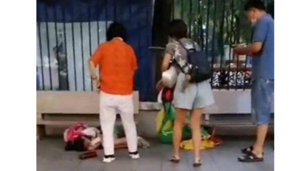 廣州一幼兒園外驚傳砍人事件 5人被砍2學童重傷