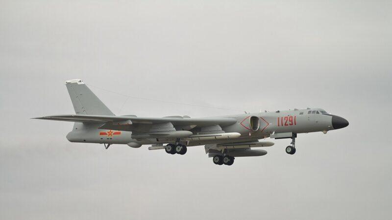 中共37架軍機擾台恐嚇蔡英文 專家:反助台灣議題國際化